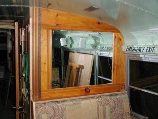 mirror over dinette