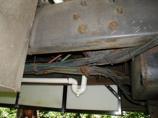 Tiny home motorhome plumbing for Whole house plumbing trap
